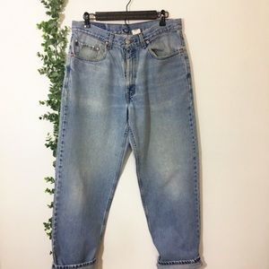 Levi's 550 relaxed fit denim jeans 34x30